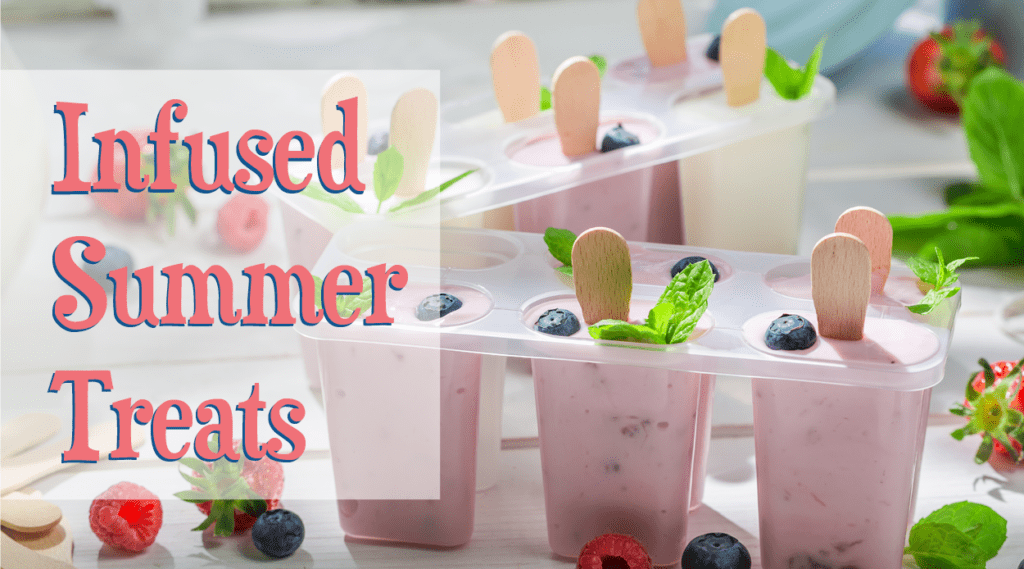 Cool Off with Cannabis Infused Popsicles