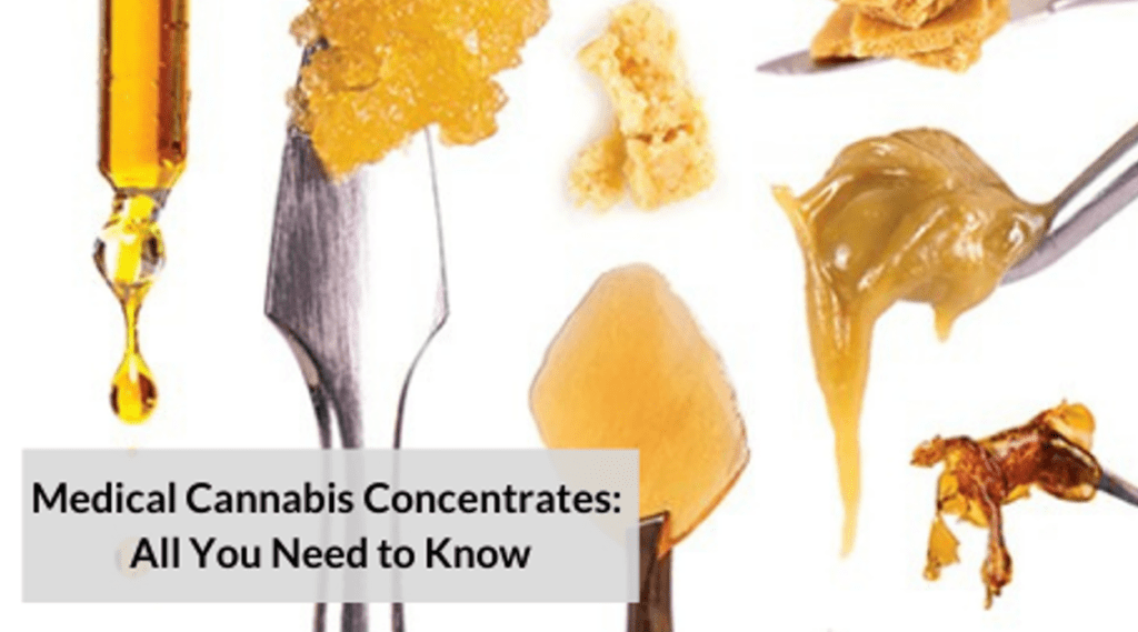 All You Need To Know About Cannabis Concentrates