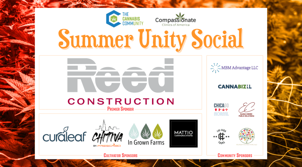 Summer Unity Social 2021 with The Cannabis Community